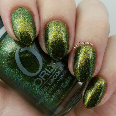 Orly It's Not Rocket Science Swatch by Lindsay