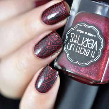 Ieuv pinot noir aztec nails 20 1  thumb370f