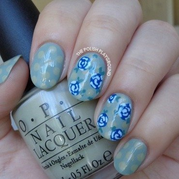 Polka 20dots 20and 20blue 20roses 20nail 20art thumb370f