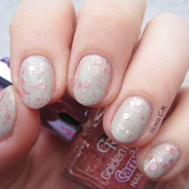 Golden Rose Carnival 04 Swatch by Nail Crazinesss