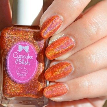 Cupcake Polish Cocoon Swatch by NailsContext