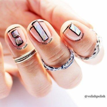 Back to the future nail art by Volish Polish