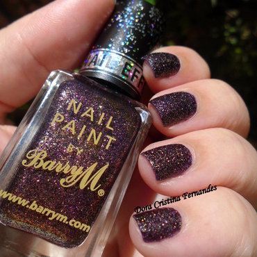 Barry M. Countess Swatch by Dora Cristina Fernandes