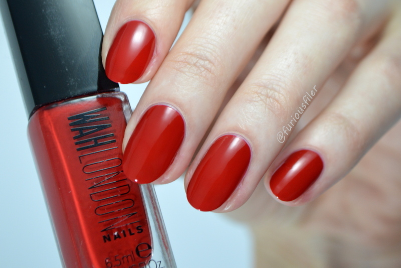 WAH Nails Love My Team Swatch by Furious Filer - Nailpolis: Museum ...