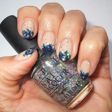 Inspired by fashion nail art by only real nails.
