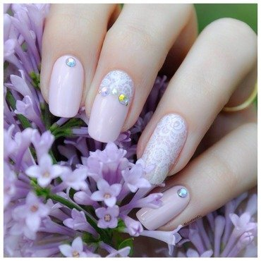 40 20great 20nail 20art 20ideas 20weddings 20nails6 thumb370f