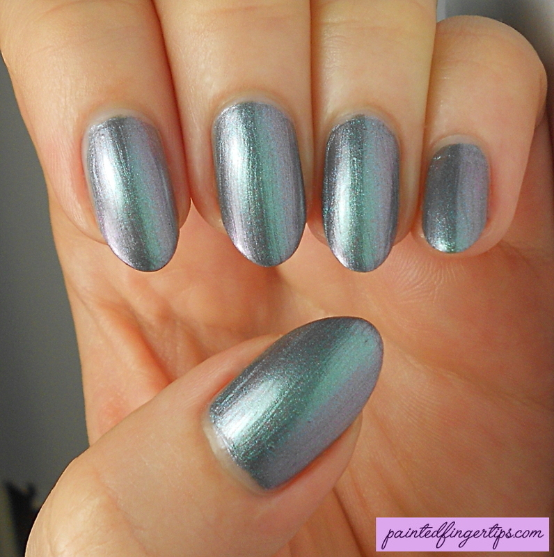 Sinful Colors Kleopatra Swatch by Kerry_Fingertips