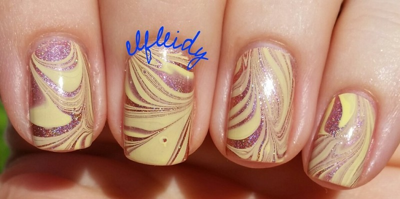 #watermarblepracticewed 06-01-2026 nail art by Jenette Maitland-Tomblin