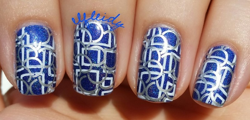 40 Great Nail Art Ideas 06-03-2016 nail art by Jenette Maitland-Tomblin