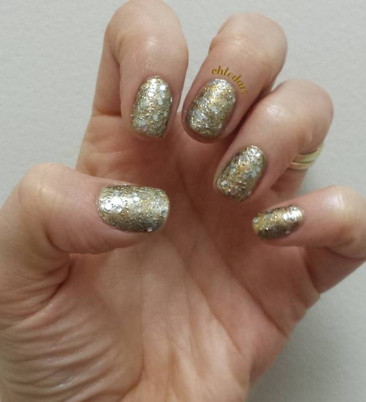 Heavy Metals nail art by chleda15