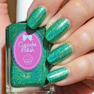 Cupcake Polish Little Butterfly Swatch by NailsContext