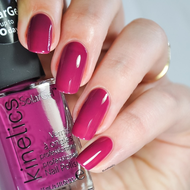Kinetics Nails Dream High Swatch by Love Nails Etc - Nailpolis ...