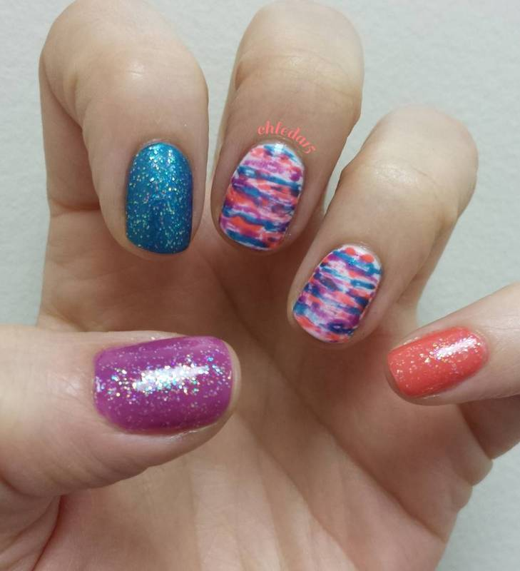 Don't Forget to Floss nail art by chleda15