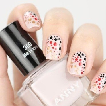 Euro 2016 – Germany Nails nail art by Steffi Frischlackiert