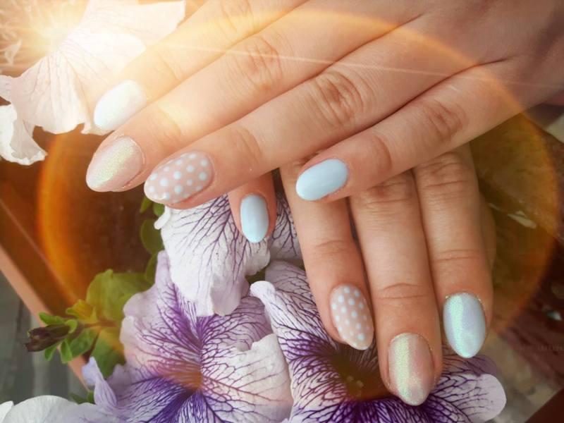 Summer nail art by Ewa EvaNails