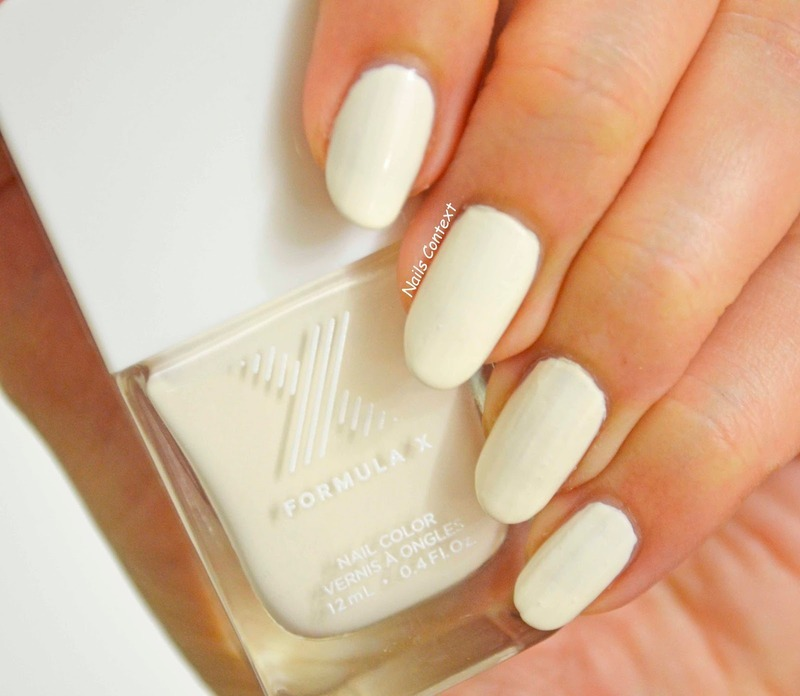 Formula X Dainty Swatch by NailsContext