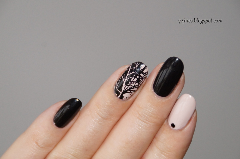Anywhere nail art by 74ines