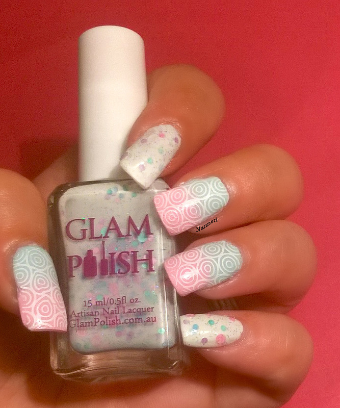 Cloud Atlas  nail art by Nanneri