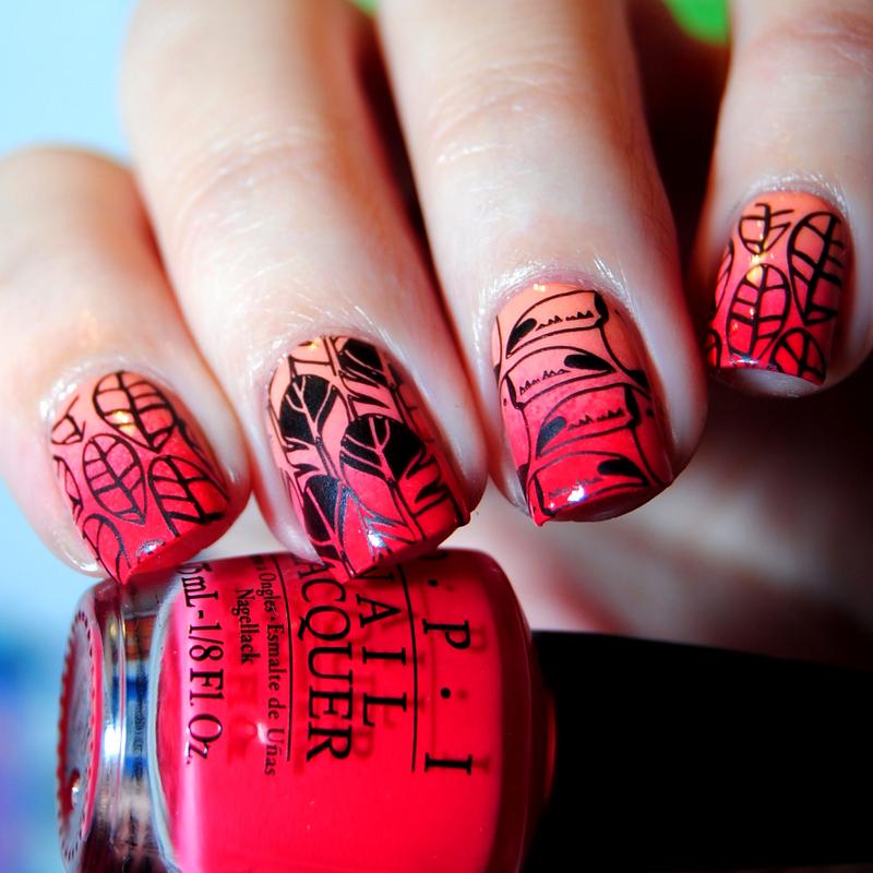 Summer! nail art by Lackopfer
