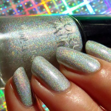 Colour alike sinner lady holographic nail polish thumb370f