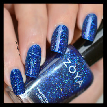 Zoya Dream Swatch by Les ongles de B.