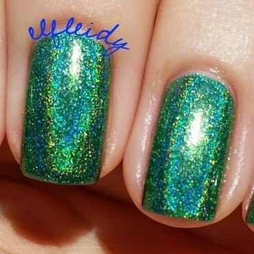 Cupcake Polish Little Butterfly Swatch by Jenette Maitland-Tomblin
