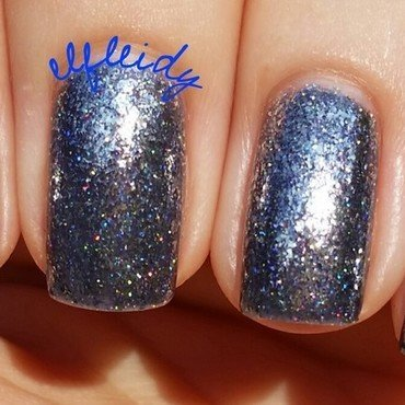 ILNP Bulletproof Symphony Swatch by Jenette Maitland-Tomblin