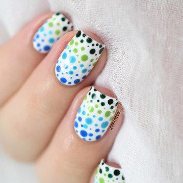 Gradient dotticure nail art 20 4  thumb370f