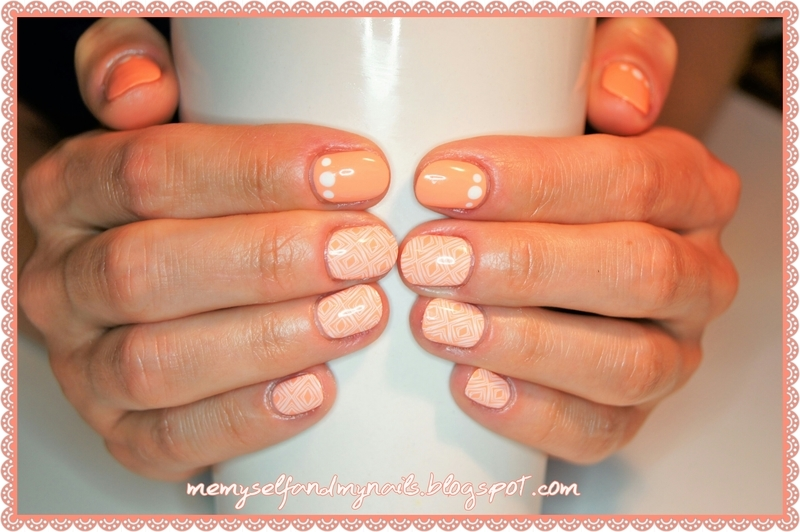 Trele-morele nail art by ELIZA OK-W