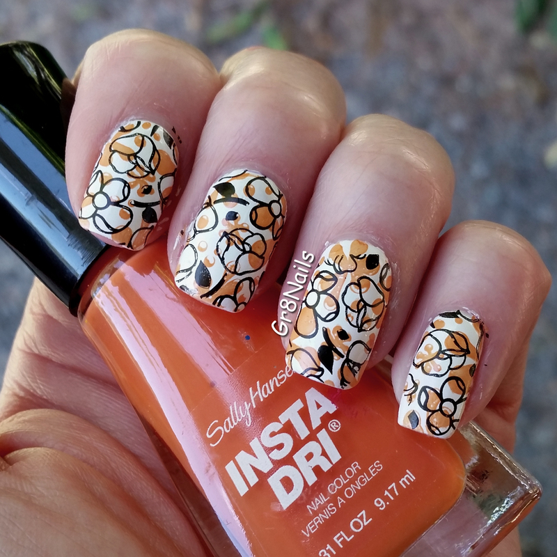 Cici&Sisi nail art by Gr8Nails