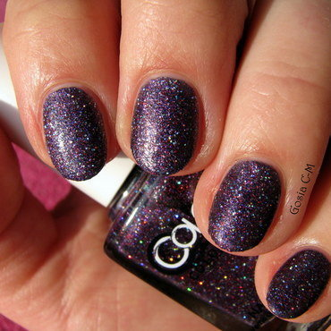 Color Club Gift of Sparkle Swatch by Nail Crazinesss