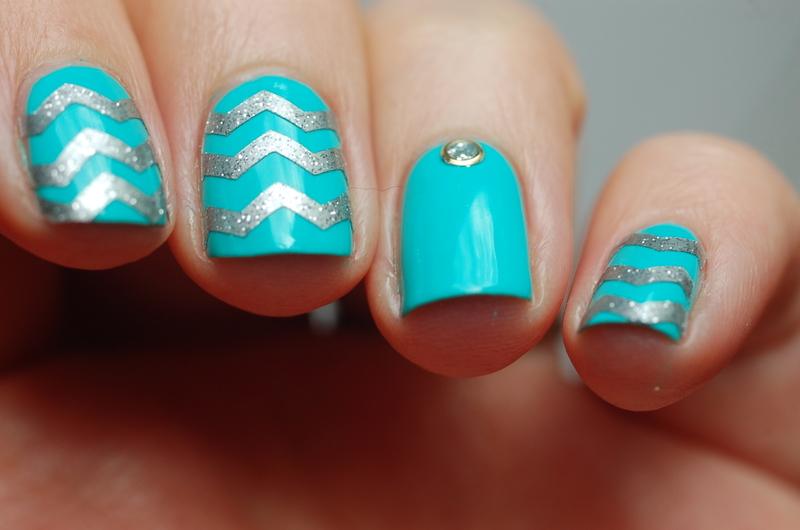 summer cruch nail art by Dorothy NailAssay