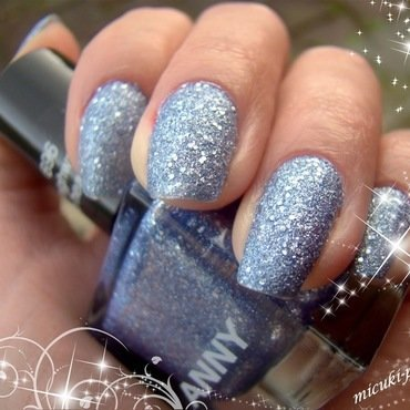 Anny 696 highway to heaven Swatch by MICUKI_kasia