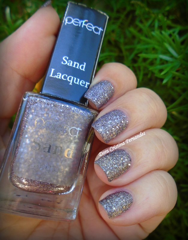 Perfect Sand Granite ( S68 ) Swatch by Dora Cristina Fernandes