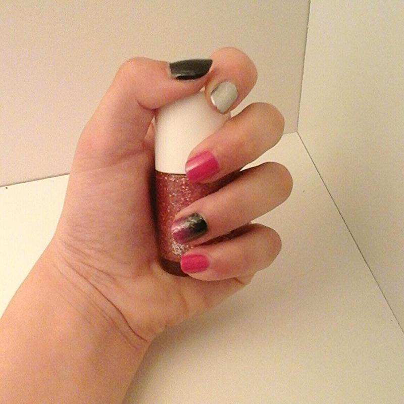 ambre nail art by myla murray