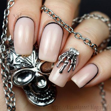 Skeleton nails thumb370f