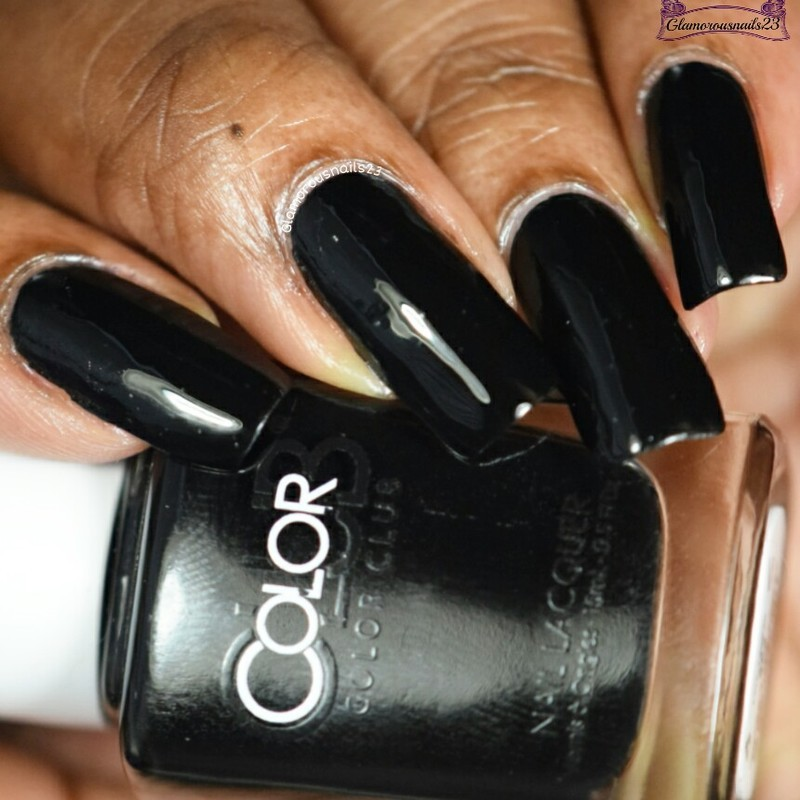 Color Club Where's the soiree Swatch by glamorousnails23