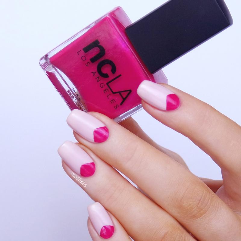 Colour Pop nail art by nagelfuchs