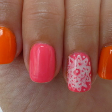 Summer life nail art by velinux