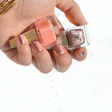 Swishy Swirls // nail art by Deco Miami