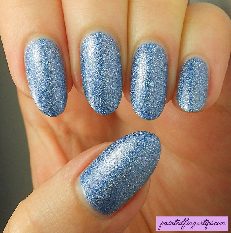 Darling Diva Polish Tainted Swatch by Kerry_Fingertips