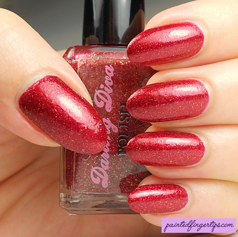 Darling Diva Polish The Alpha Swatch by Kerry_Fingertips