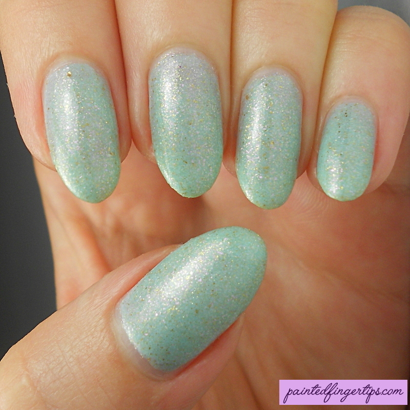 Darling Diva Polish The Screamer Swatch by Kerry_Fingertips