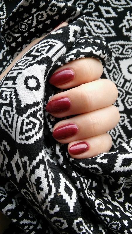 #5 nail art by Lyanna