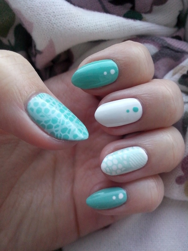 #10 nail art by Lyanna