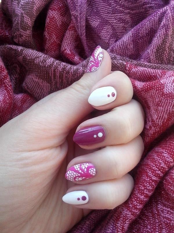 #11 nail art by Lyanna