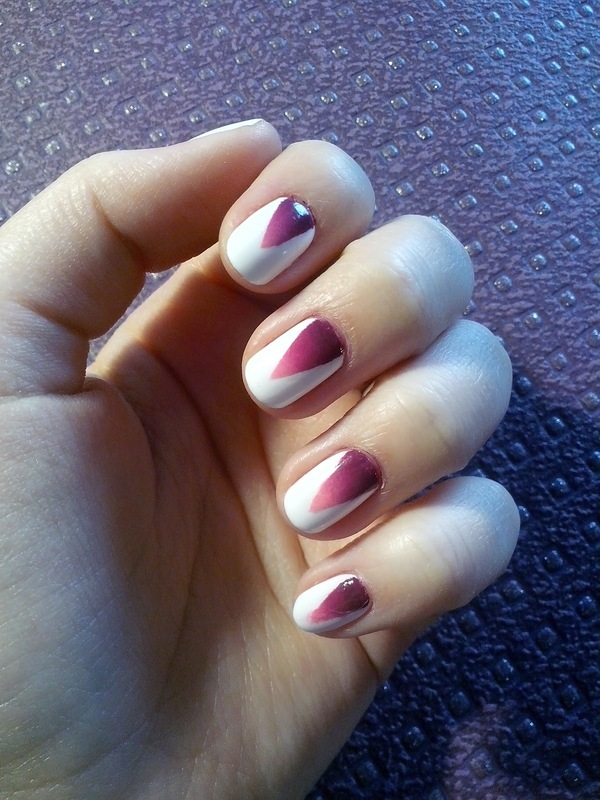 #16 nail art by Lyanna