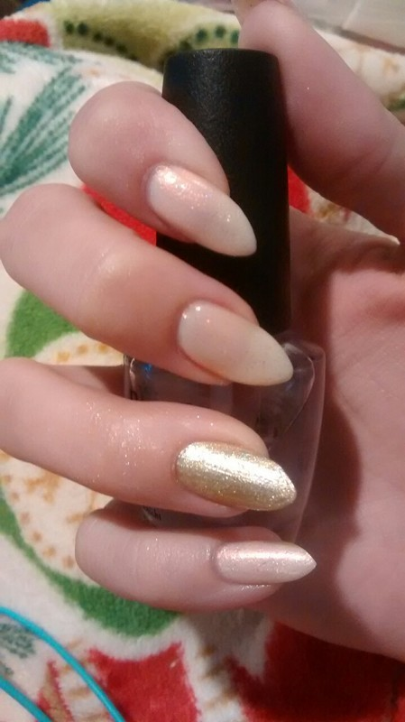 Princess nail art by Emme