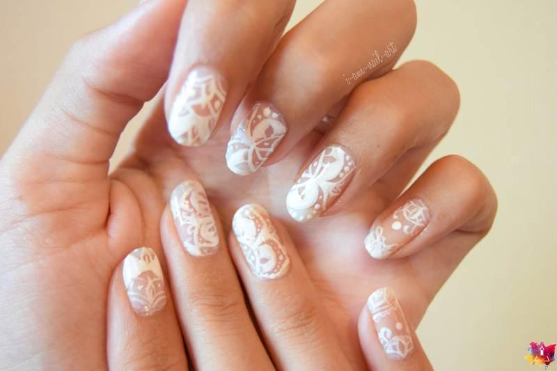 Aneli ♥ nail art by i-am-nail-art
