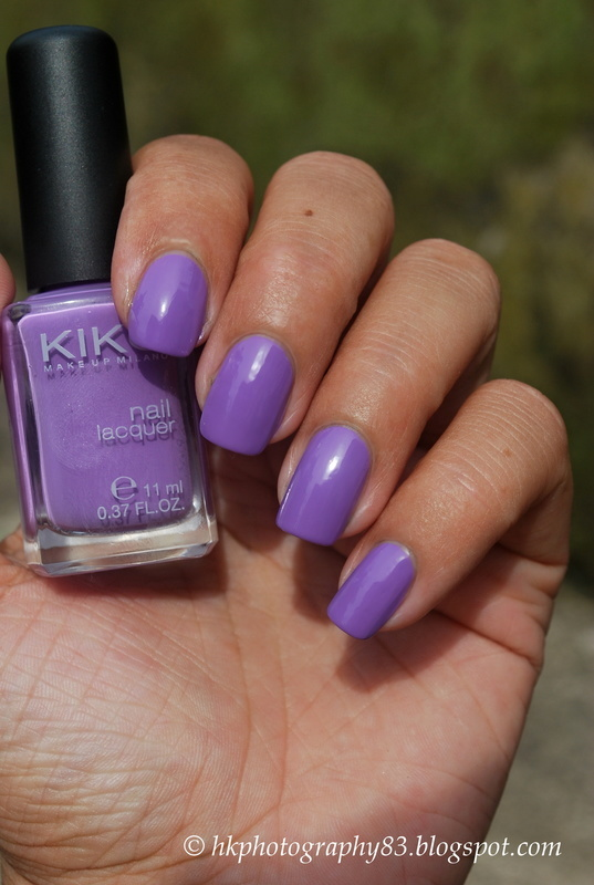 Kiko 331 Violet Swatch by Hana K.